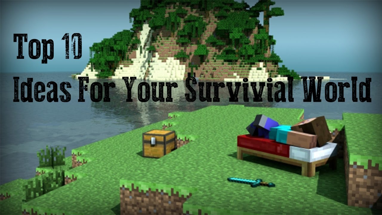 Cool Things To Build In Survival Craft
