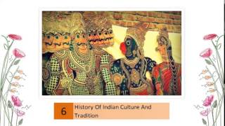 India History Culture‎ And Tradition