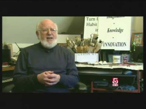 "Business Creativity Skills – Boston ""Chronicle"" ABC-TV- WCVB TV Larry Blumsack"