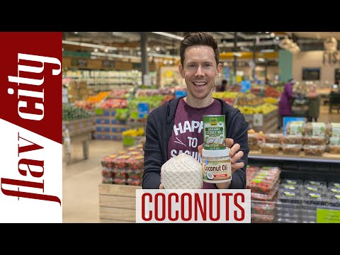 Everything You Need To Know About Coconuts - Coconut Milk, Oil, Sugar, Water, & More!
