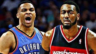 Top 10 Point Guard Dunks Of The 2016 - 2017 NBA Season ᴴᴰ