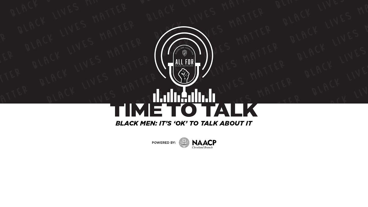 Time to Talk - Black Men: It's 'OK' to Talk About It