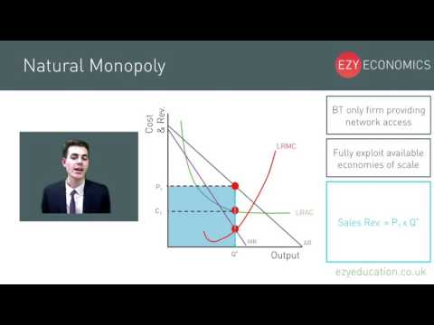 EE News BT - Natural Monopoly