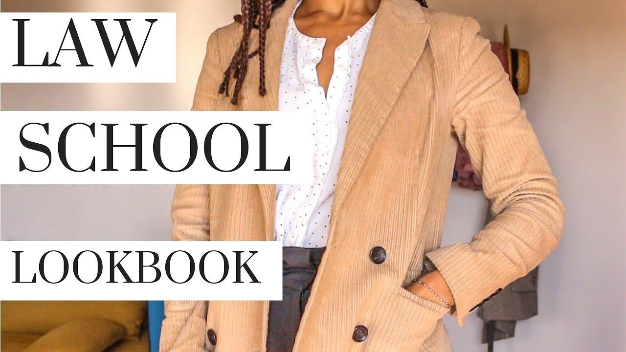 LAW SCHOOLI LOOKBOOK (Autumn/Winter) Fashion - FERN DAILY 3
