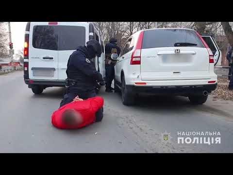 Поліція Полтавщини: Поліція викрила злочинну групу, яка займалася продажем іномарок з підробленими документами