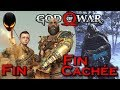 GOD OF WAR FIN & FIN CACHÉE / SECRÈTE