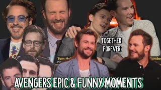 TRY NOT TO LAUGH: AVENGERS INFINITY WAR EDITION 2018 FUNNY/EPIC MOMENTS!!