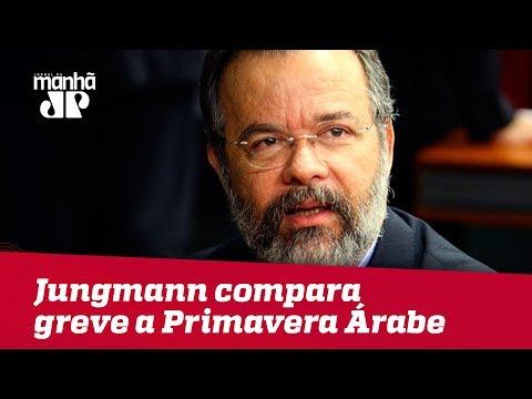 Jungmann Compara Greve Dos Caminhoneiros A Primavera Árabe E Marchas De 2013 | Jornal Da Manhã