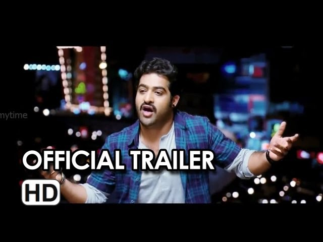 Ramayya Vasthavayya Theatrical Trailer (2013) Travel Video