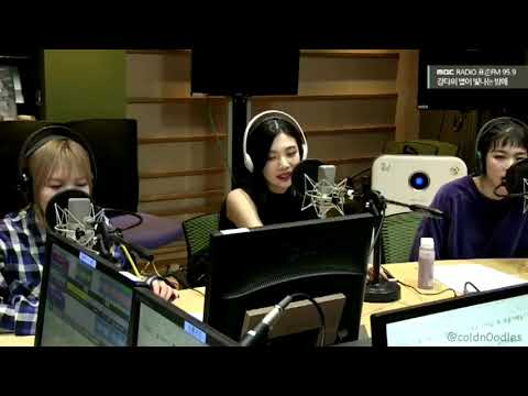 171128 Wendy and Seulgi duet 'DOLL' @ Kangta's Starry Night Radio | Red Velvet 레드벨벳 슬기 웬디