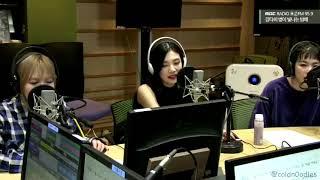 171128 Wendy and Seulgi duet 'DOLL' @ Kangta's Starry Night Radio | Red Velvet 레드벨벳 슬기 웬디