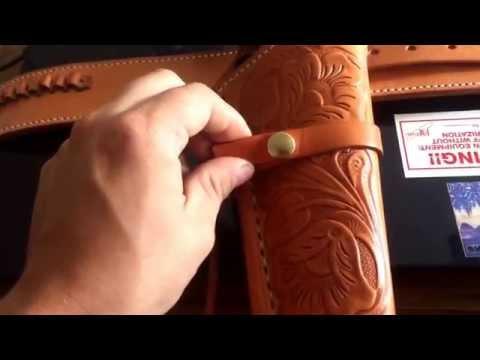 .22 Revolver Holster & Gun Belt