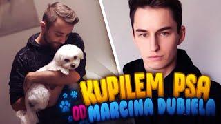 Marcin Dubiel oddał mi swojego psa ?! PRANK