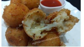 Breakfast Recipes/ Potatoes Cheese balls/Bread Balls Recipe/ Subah ka Nasta