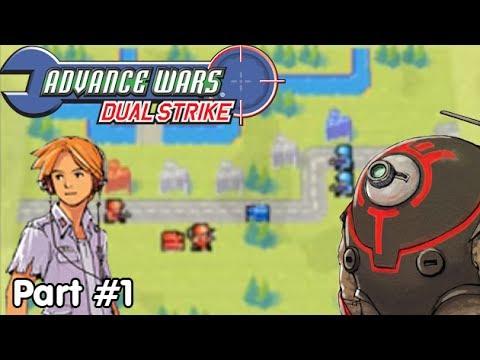 "Slim Plays Advance Wars: Dual Strike - #1. ""What's a Dual Screen?"""