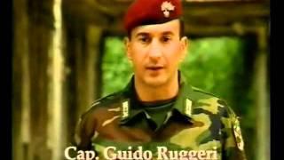 1°Reggimento carabinieri paracadutisti Tuscania.