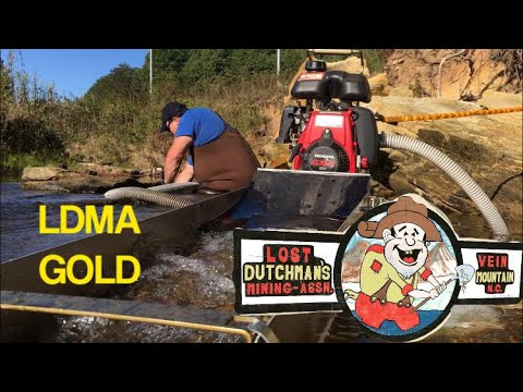 Gold Prospecting | Vein Mountain, NC