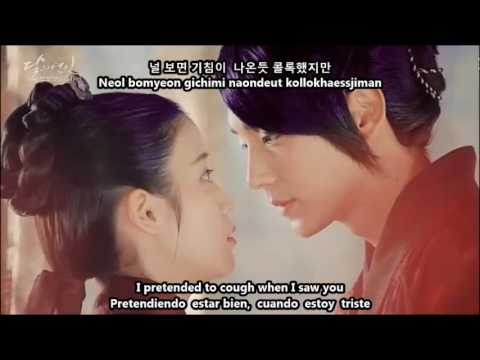 AKMU - BE WITH YOU (sub español) Scarlet Heart Ryeo:Moon Lovers OST