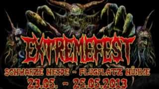 Vibrion (Argentina) - Extremefest 2013 (Germany)