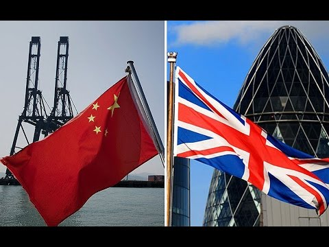 China and the UK's economic relationship - in 90 seconds