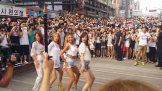 씨스타 Touch My Body   Sistar  Dance Performances On The Road HD