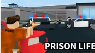 No use of police (prison life) Roblox Malaysia