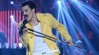 Augusto Schuster es Freddie Mercury - Tu Cara me Suena 2015