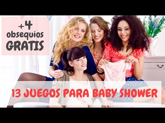 13 Juegos Para Baby Shower Modernos Y Muy Divertidos Hd 4