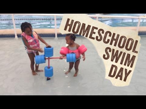 Homeschool Swim Day