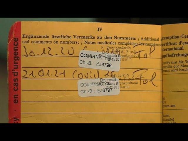 Berlin: Mit dem Corona-Impfnachweis ins Museum