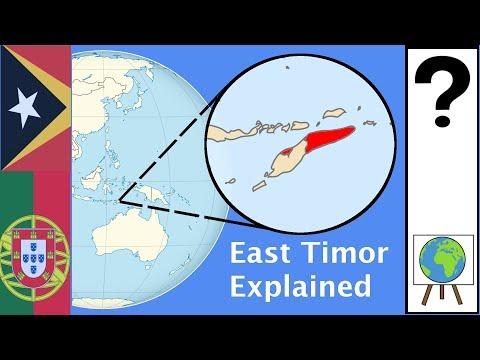 East Timor Explained
