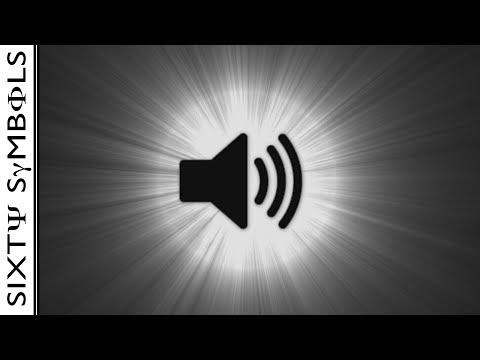 How loud was the Big Bang? - Sixty Symbols