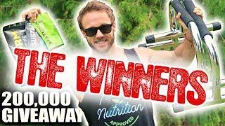 200K GIVEAWAY WINNERS! 🎉 FUN ANNOUNCEMENT 🎉
