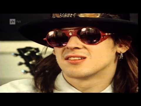 Hanoi Rocks - klassikkohaastattelu