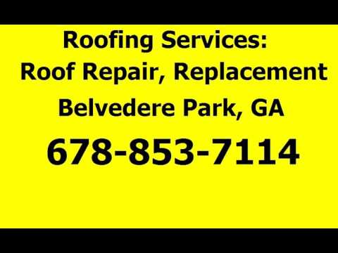 Belvedere Park Roofing