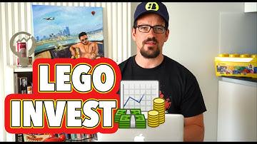 Investieren in LEGO Sets - So investiere ich 1.200 € in LEGO