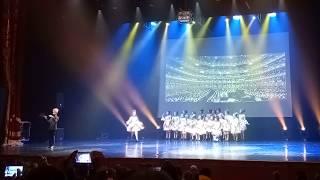 Театр танца Колибри. Отчётный концерт. Зима 2020. Коллектив Тутти