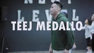 Kelly - Kelly Rowland / Teej Medallo Choreography Video