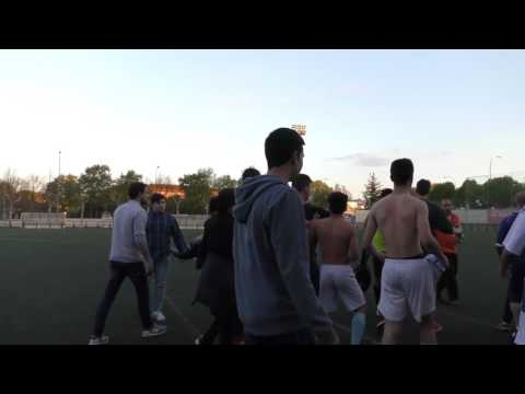 Violencia en el campo de La Ribera, Logroño