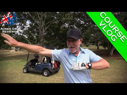 CITY GOLF CLUB TOOWOOMBA PART 1