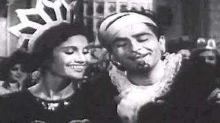 Dhoom Dadakka - Raj Kapoor, Nargis, Amber Song