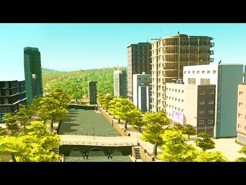 LITTLE AMSTERDAM SIMULATOR! (Cities: Skylines #10)