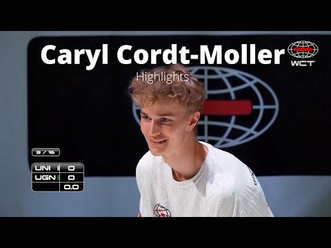 Caryl Cordt Moller Highlights World Chase Tag