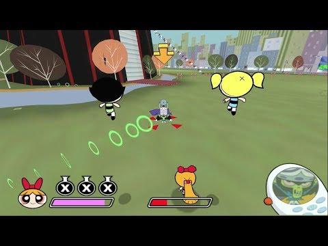 The Powerpuff Girls: Relish Rampage PS2 Gameplay HD (PCSX2)