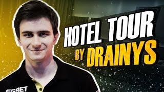 Hotel Tour by Drainys @ PGI CIS Quals