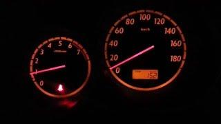 хонда фит вибрации на D+тормоз