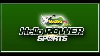 Weekend Power Sports On Hello101.5FM (12/10/2019)