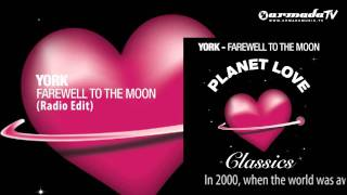 York - Farewell To The Moon (Radio Edit)