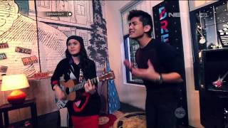 Sheryl Sheinafia dan Boy William - Sebuah Kisah Klasik ( Sheila On 7 Cover )