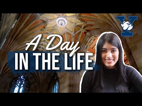 A Day In The Life Of A Yale Student | A Global Affairs And History Major